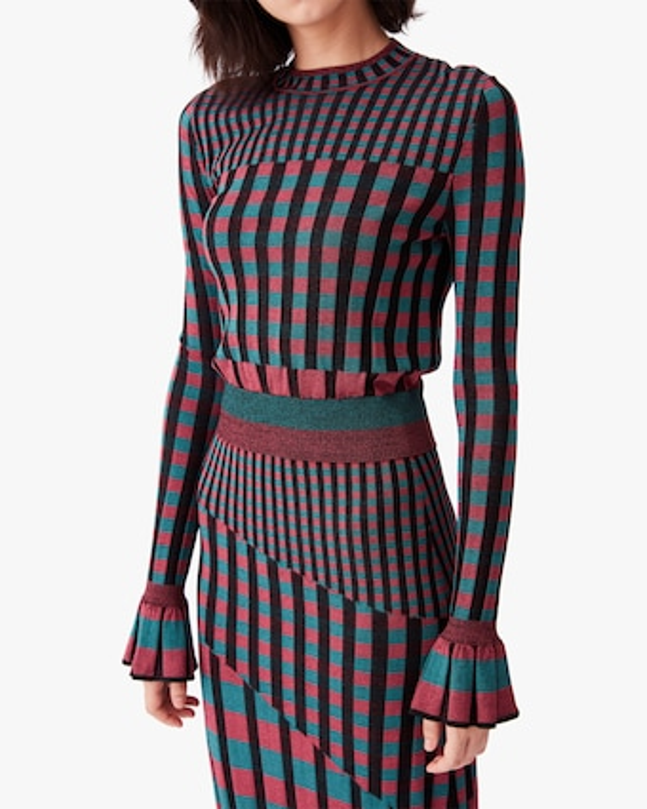 Diane von Furstenberg Clemment Knit Top 1
