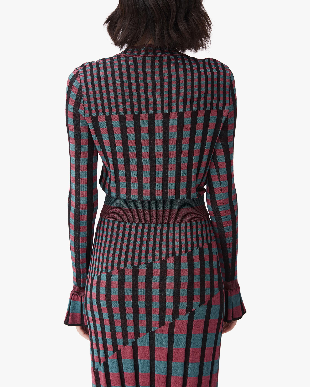 Diane von Furstenberg Clemment Knit Top 4