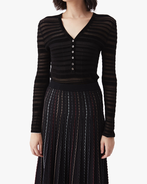 Diane von Furstenberg Alma Sweater 0