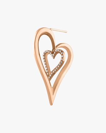 kWIT Single Love is Love Earring 1