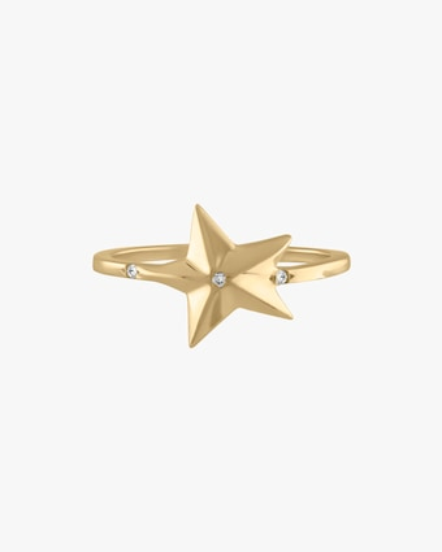 kWIT Twinkle Star Pinky Ring 1