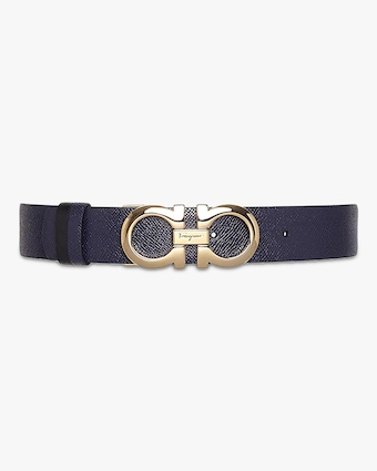 Salvatore Ferragamo Gancini Reversible Belt 1