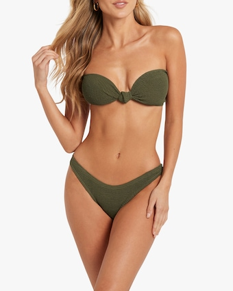 Bond-Eye The Sahara Bandeau Bikini Top 2