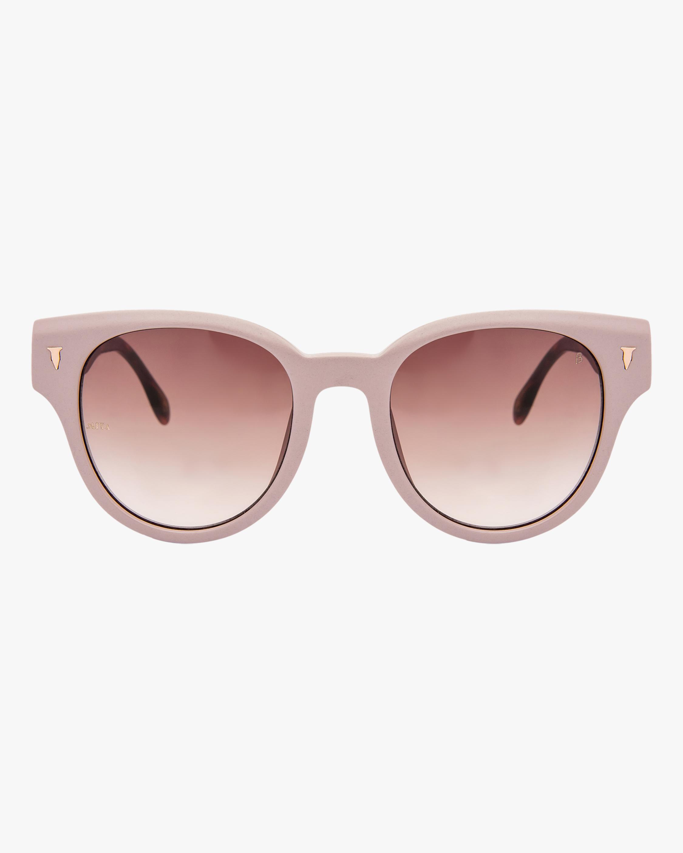MITA Brickell Pink Cat-Eye Sunglasses 1