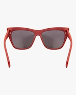 MITA Wynwood Red Cat-Eye Sunglasses 3