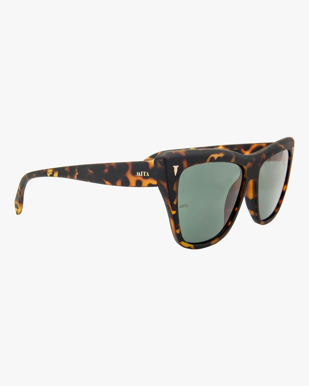 MITA Wynwood Havana Cat-Eye Sunglasses 2