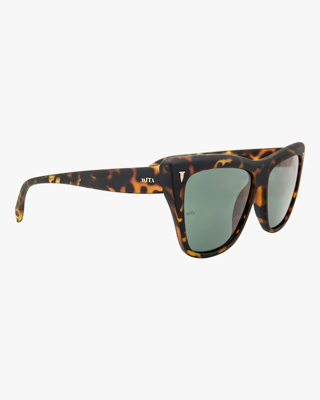 MITA Wynwood Havana Cat-Eye Sunglasses 1