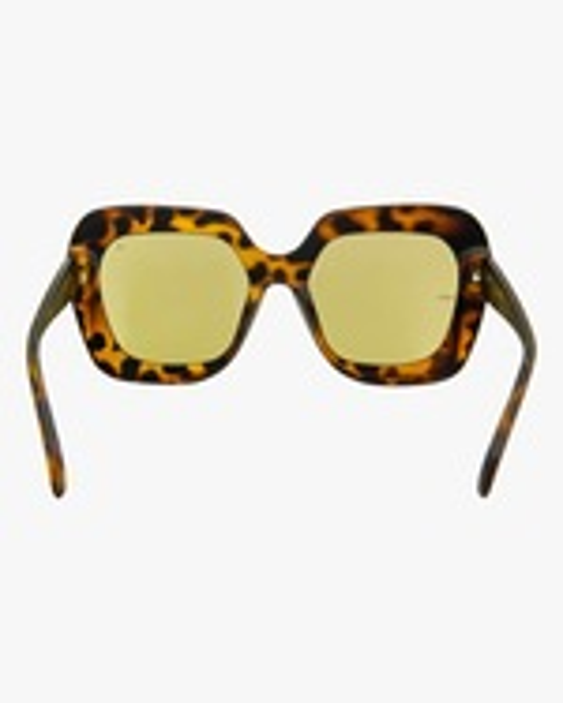 MITA Mare Havana Oversized Sunglasses 3