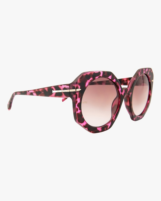 MITA Sole Pink Oversized Sunglasses 1