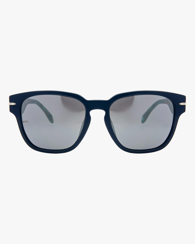 MITA Key West Blue Square Sunglasses 0