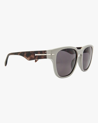 MITA Key West Grey Square Sunglasses 2