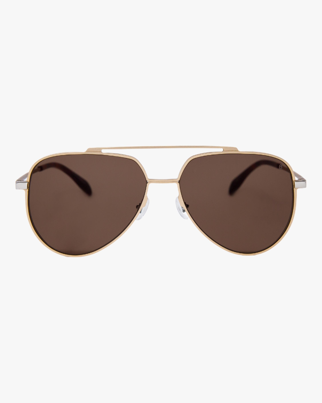 MITA Vizcaya Gold Aviator Sunglasses 1