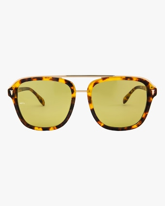 MITA Lincoln Havana Square Sunglasses 1