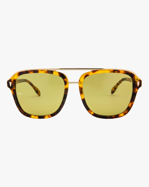 MITA Lincoln Havana Square Sunglasses 1