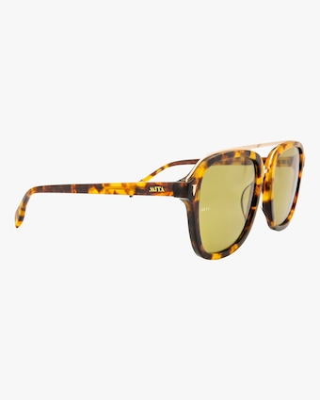 MITA Lincoln Havana Square Sunglasses 2