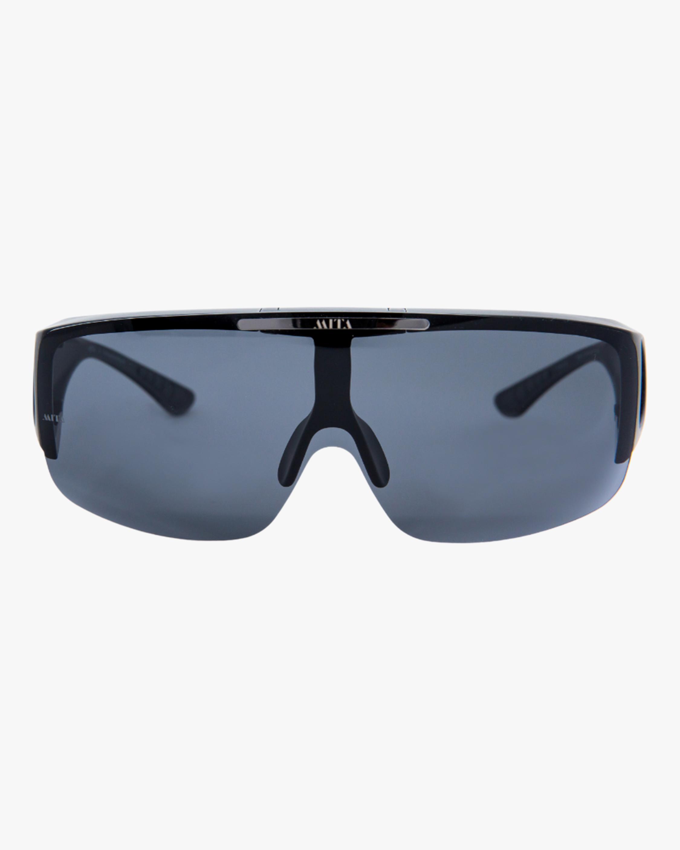 MITA Sobe Black Shield Sunglasses 1