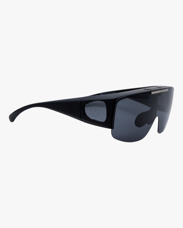 MITA Sobe Black Shield Sunglasses 2