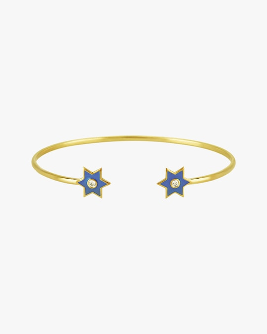 Legend Amrapali Six-Sided Star Cuff 0
