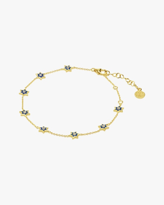 Legend Amrapali Mini Six-Sided Star Bracelet 1