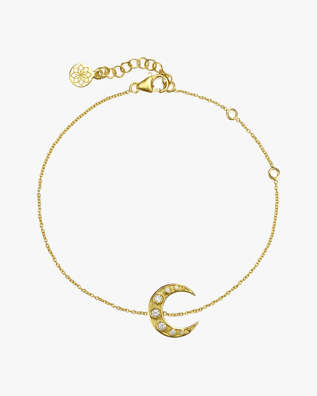 Legend Amrapali Heritage Crescent Moon Bracelet 1