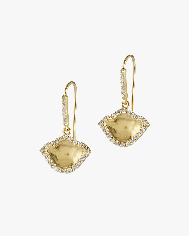 Legend Amrapali Nalika Lotus Earrings 1