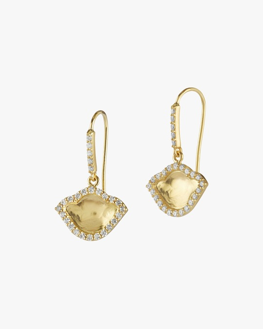 Legend Amrapali Nalika Lotus Earrings 1