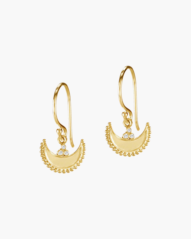 Legend Amrapali Heritage Crescent Drop Earrings 1