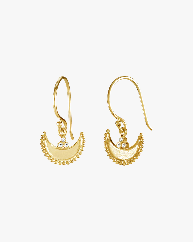 Legend Amrapali Heritage Crescent Drop Earrings 2