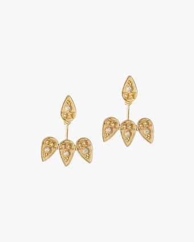 Legend Amrapali Heritage Petal Ear Jackets 1