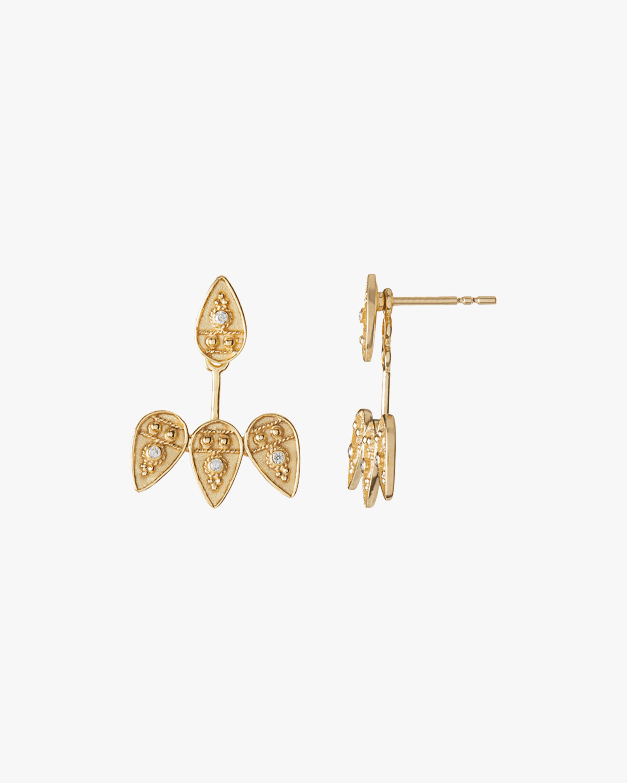 Legend Amrapali Heritage Petal Ear Jackets 2