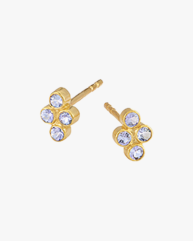 Legend Amrapali Tarakini Four-Stone Stud Earrings 2