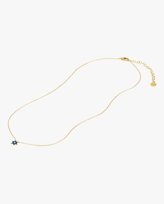 Legend Amrapali Six-Sided Star Pendant Necklace 2