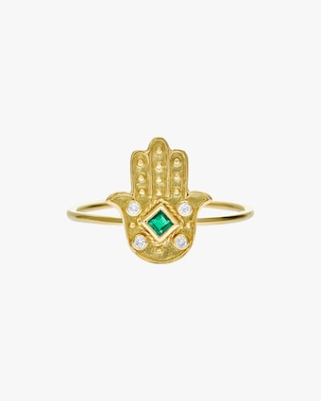 Legend Amrapali Heritage Hamsa Ring 1