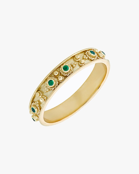 Legend Amrapali Heritage Halo Ring 1