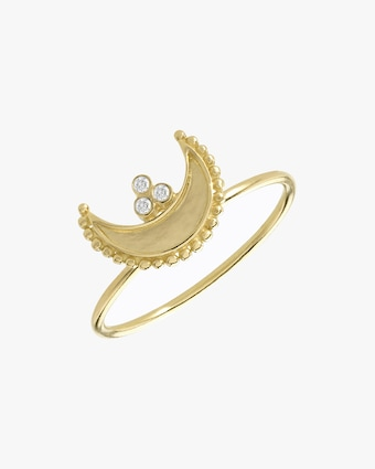 Legend Amrapali Heritage Crescent Ring 2