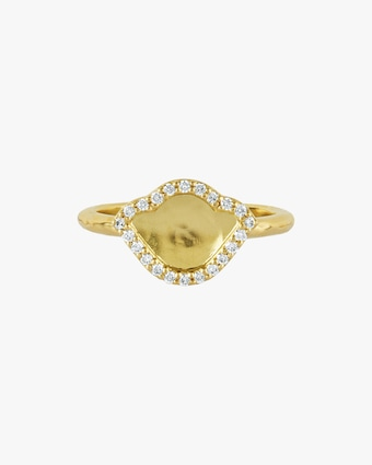 Legend Amrapali Nalika Lotus Stack Ring 1