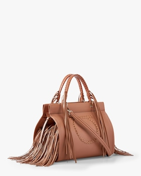 Shopping Lux Fringe Tote