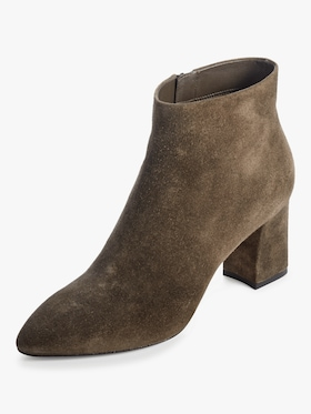 Holly Suede Bootie