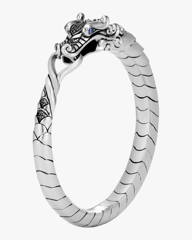 John Hardy Legends Naga Silver Small Bracelet 1
