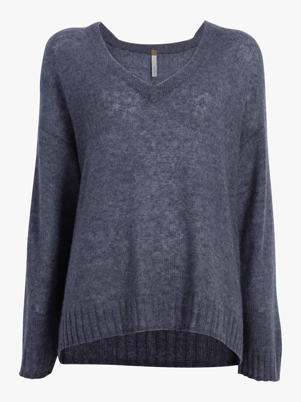 Blythe Cashmere V Neck Sweater