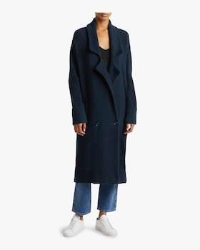 Jackson Notch Collar Coat