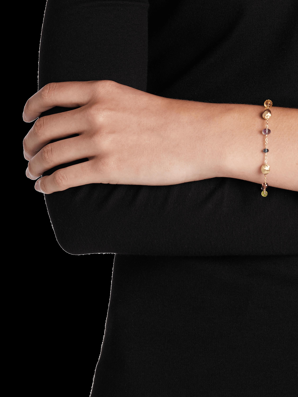 Africa Gemstone Strand Bracelet