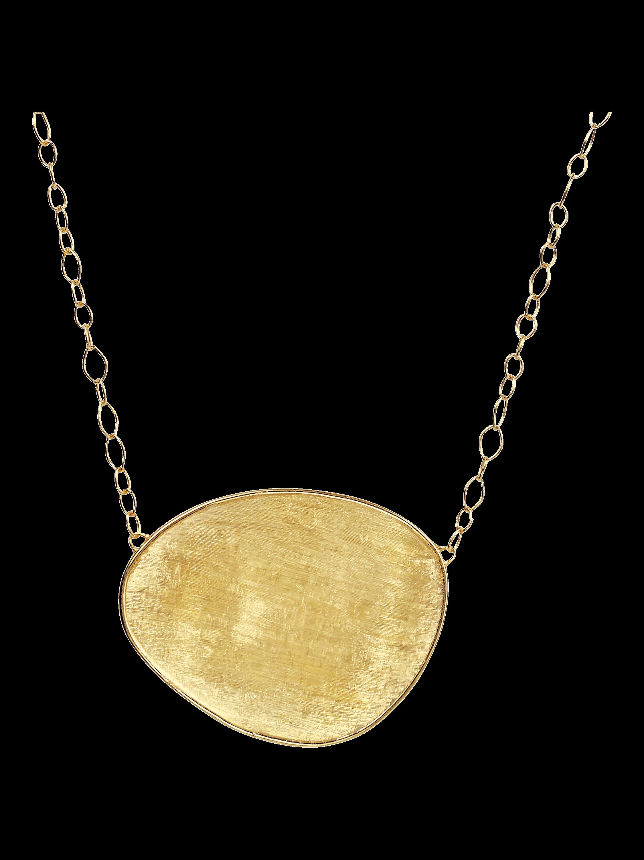Lunaria Gold Large Pendant