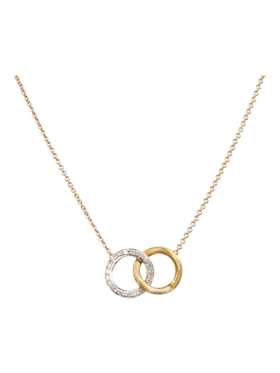 Delicati Link Pendant Necklace