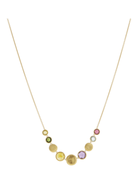 Jaipur Mixed Stone Necklace