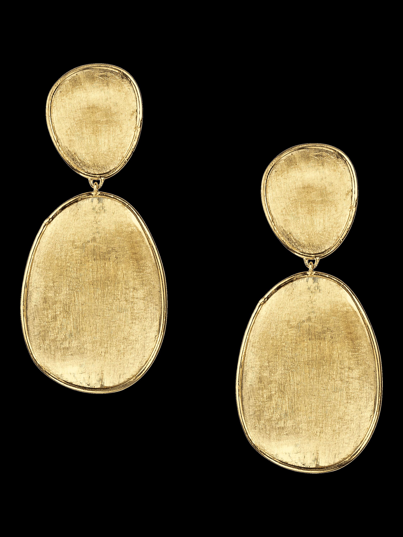 Lunaria Double Drop Earrings