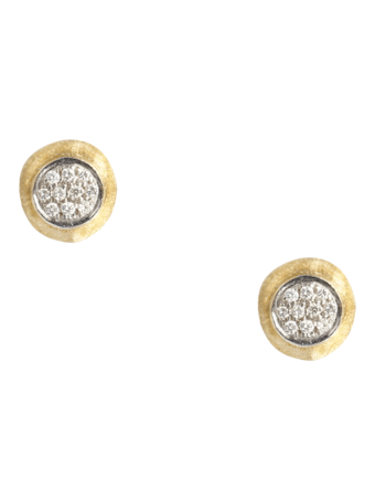 Delicati Diamond Pavé Earrings