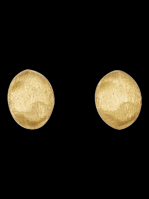 Siviglia Gold Stud Earrings