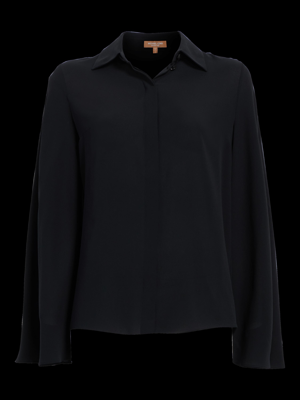 Slit Sleeve Shirt