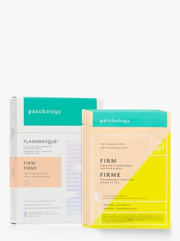 FlashMasque Firm 5 Minute Sheet Mask